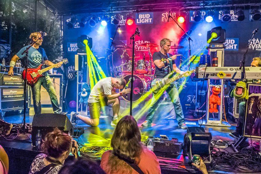 Smaller Music Festivals