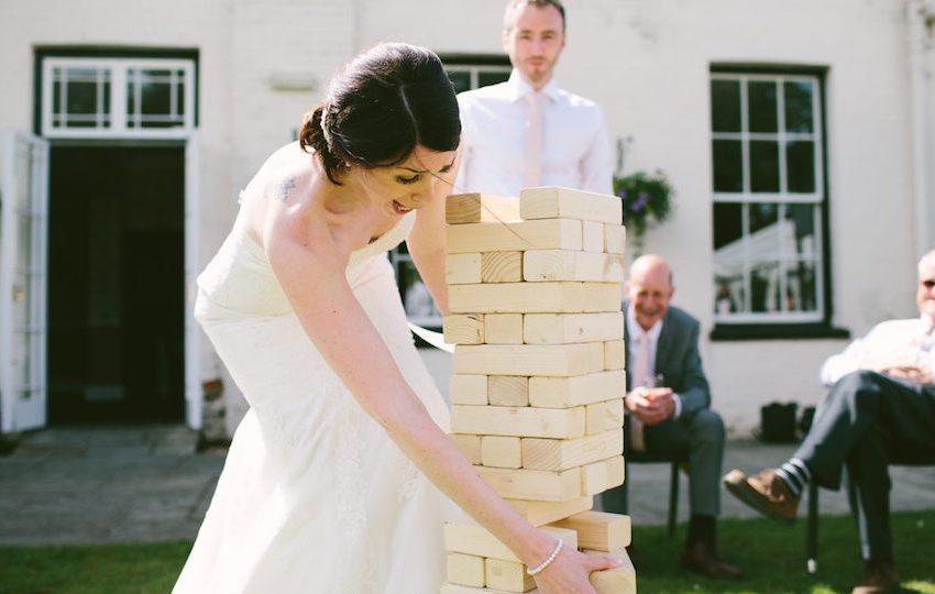 5 Wedding Game Ideas