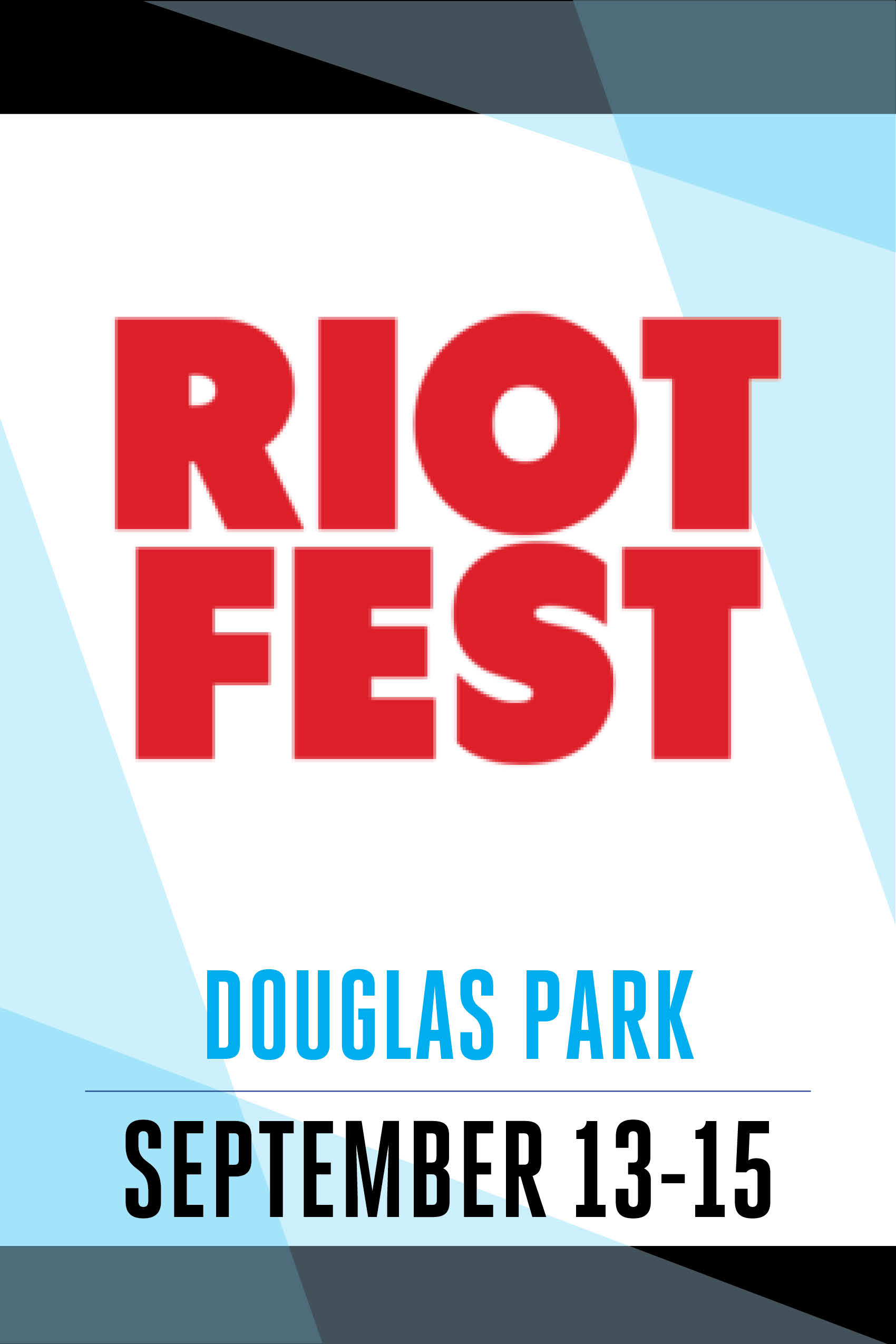 Douglas Park Chicago Map.Riot Fest Starevents