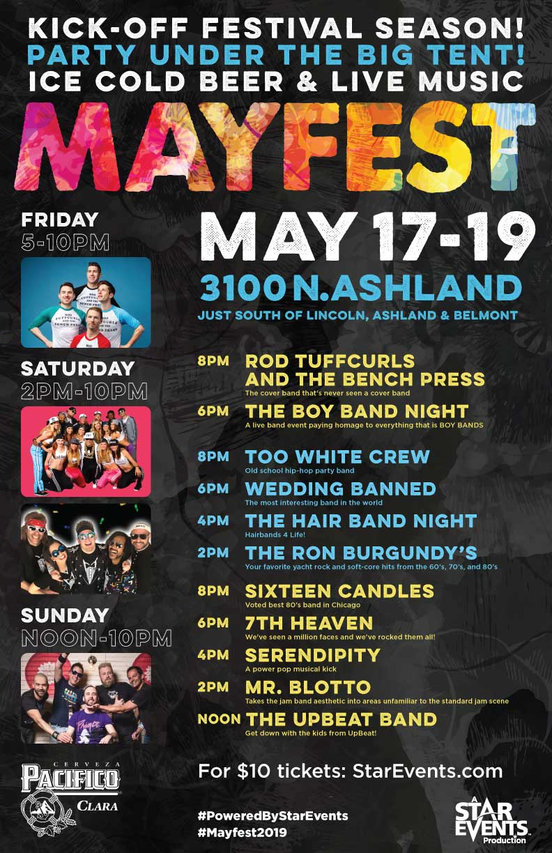 Mayfest - StarEvents