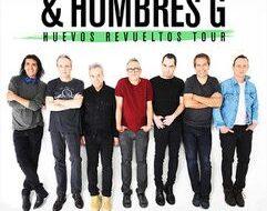 HOMBRES G + ENANITOS VERDES