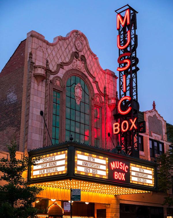 Music Box Theater Chicago