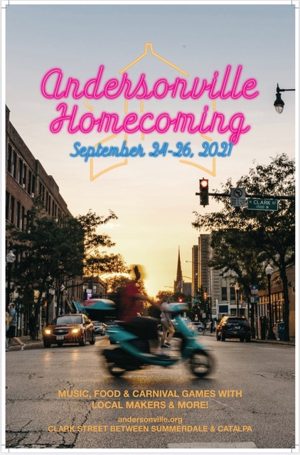 Andersonville Homecoming